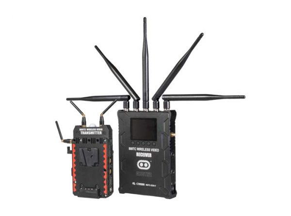 Ghost-Eye Wireless HD & SDI Video Transmission Kit 800TC ENG V-mount