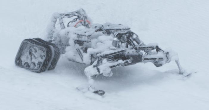 Cine Gears Gimbal Car Testing