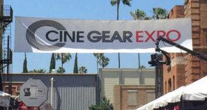 Cinegears at The 2018 Cine Gear Expo